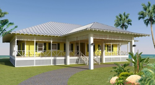 Bimini House 1a